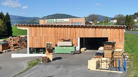 Holz Huber - Ihr Holzhändler aus Feldkirchen